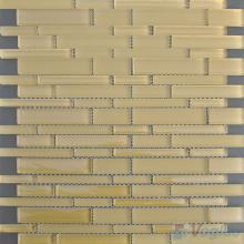Vanilla Linear Clear Crystal Glass Mosaic VG-CYL97