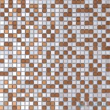 Coffee 10x10mm Mini Cut Mirror Glass Mosaic VG-MRJ99
