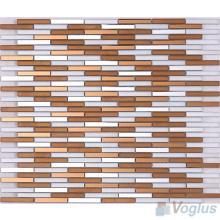 Coffee Bullet Mirror Glass Tiles VG-MRL99