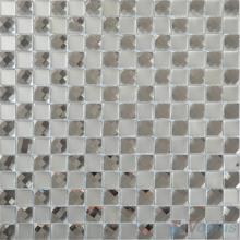 Silvero 20x20mm Jewel Mirror Glass Mosaic Tile VG-MRF95