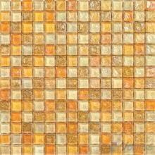 Sunglow Glazed Iridescent Glass Mosaic VG-RDF94