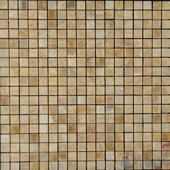 15x15mm Onyx Stone Mosaic VS-Y92