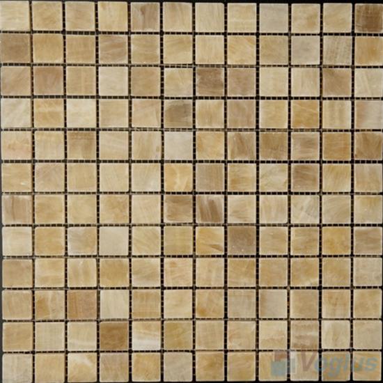 1x1 Onyx Stone Mosaic VS-Y93