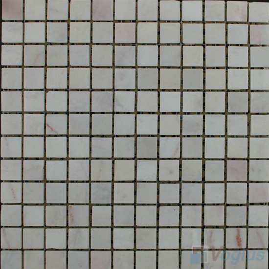 Ferret 23x23mm Polished Stone Mosaic Tiles VS-SBA97