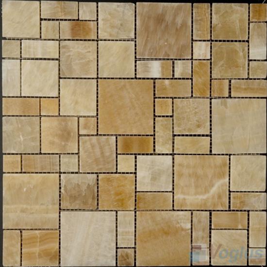 Magic Cube Onyx Stone Mosaic VS-Y98