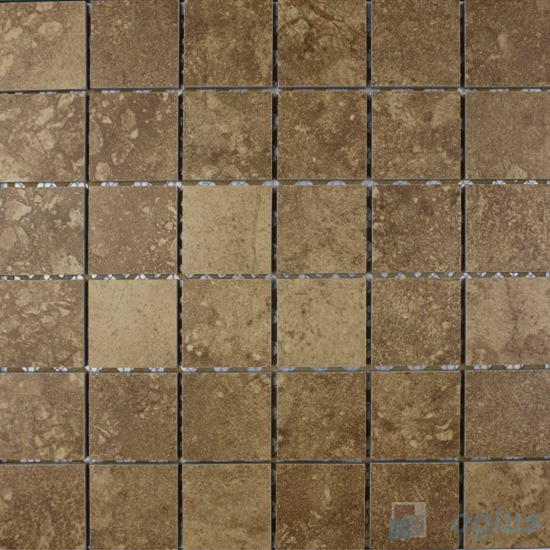 Porfolo 48x48mm Polished Classic Marble Mosaic VS-SEA97