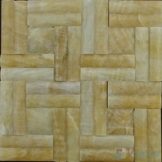 Twin Onyx Stone Mosaic VS-Y88