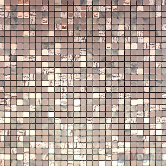 Aluminum Plastic Metal Mosaic VM-AP86