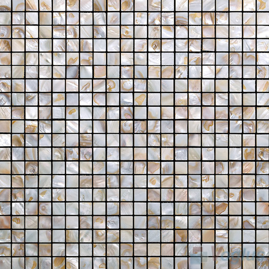 Heritage Mother of Pearl Shell Mosaic VH-HT89