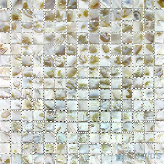 Heritage Mother of Pearl Shell Mosaic VH-HT95