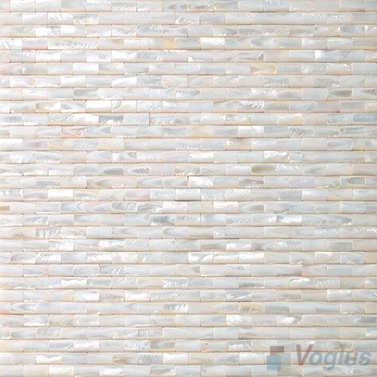 Jointless Mother of Pearl Shell Mosaic VH-JL96