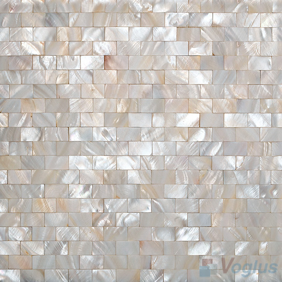 Jointless Mother of Pearl Shell Mosaic VH-JL97
