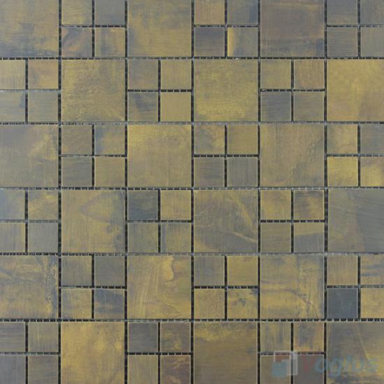 Magic Copper Metal Mosaic VM-CP97