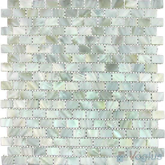 Subway Brick Mother of Pearl Shell Mosaic Tiles VH-PN99