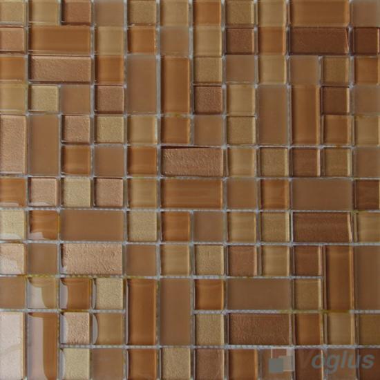 Persian Twingrace Crystal Tile Glass Mosaic VG-CYQ96