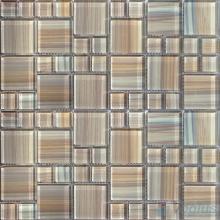 Magic Cube Hand Painted Glass Mosaic VG-HPM64
