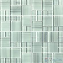Magic Cube Hand Painted Glass Mosaic VG-HPM65