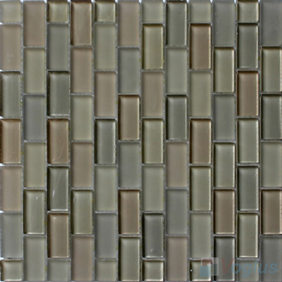 Pearl Acchor Crystal Glass Mosaic Tiles VG-CYV89