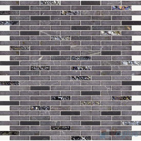 Nighty Mini Brick Glass Stone Mosaic VB-GSJ86