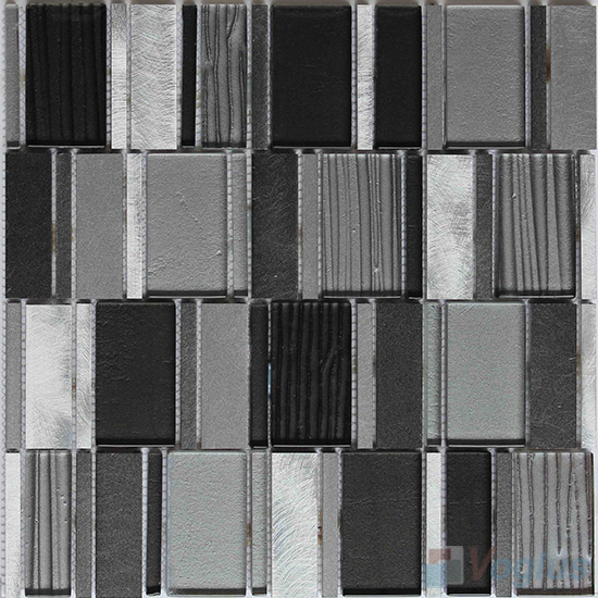 Skyline Stream Glass Stone Tiles for Bathroom VB-GSV76