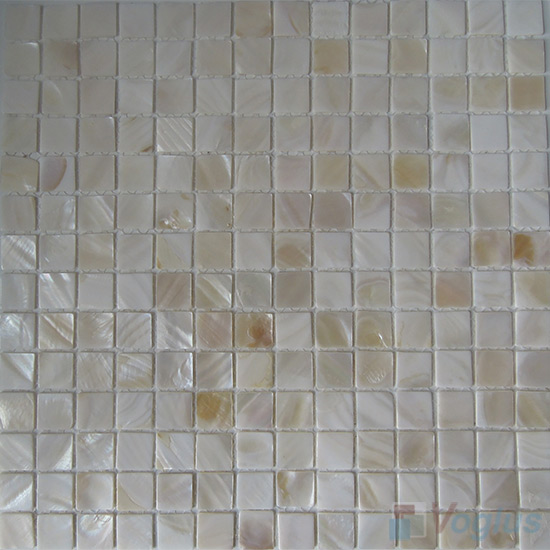 White Mother of Pearl Shell Mosaic Tiles VH-HT85