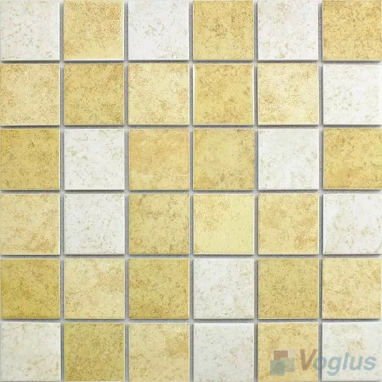 48x48mm 2x2 inch Antique Ceramic Mosaic Tiles VC-AT94