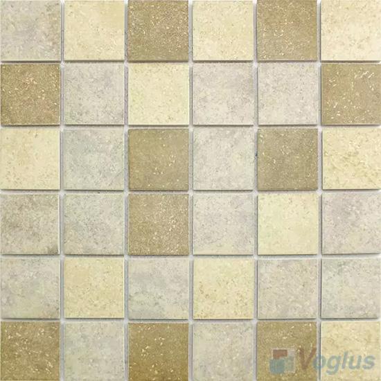 48x48mm 2x2 inch Antique Ceramic Mosaic VC-AT99