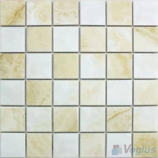 48x48mm 2x2 inch Antique Mosaic Ceramic Tiles VC-AT91