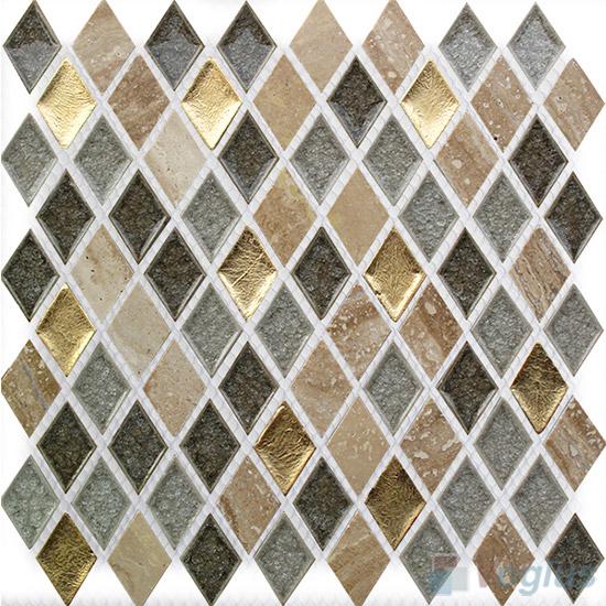 Diamond Stone Ceramic Mosaic VB-SC97