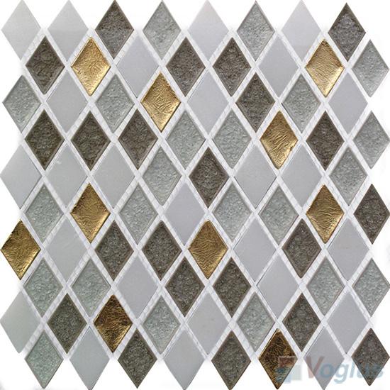Diamond Stone Ceramic Mosaic VB-SC99