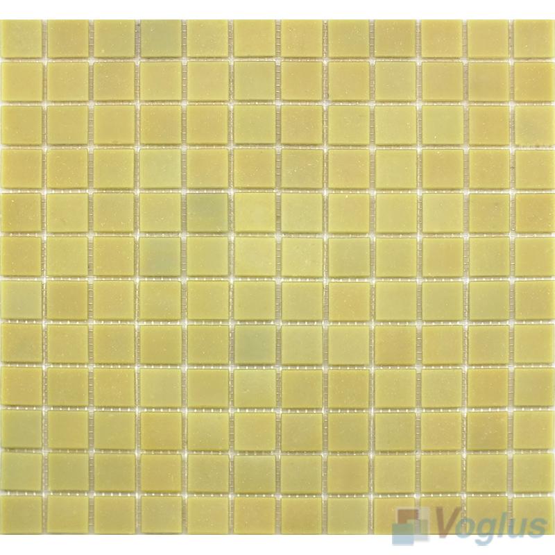 Chiffon 25x25mm Dot Glass Mosaic VG-DTS88