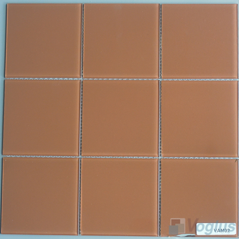 Cotta 100x100mm 4x4 inch Wall Mosaic Glass Tile VG-CYN91