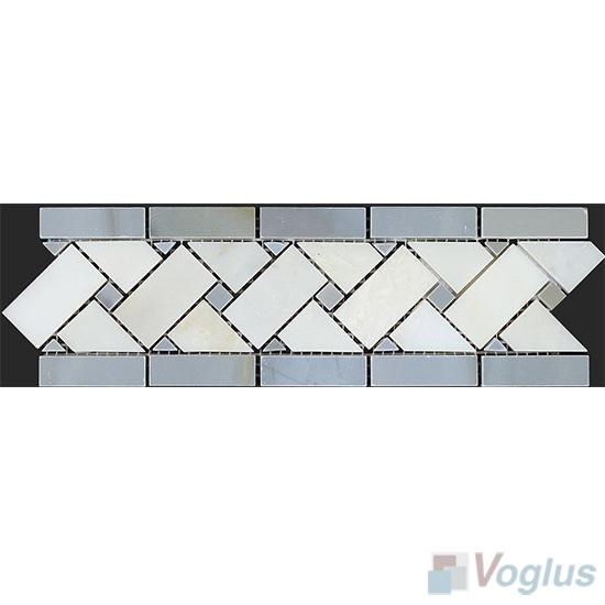 Marble Mosaic Border VS-ABD92