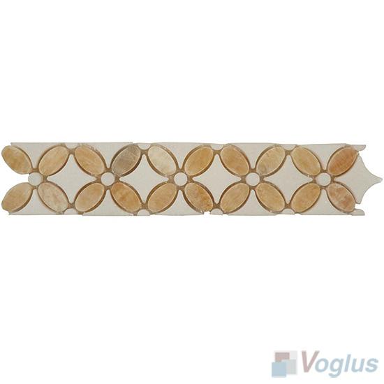 Marble Mosaic Liner VS-ABD88
