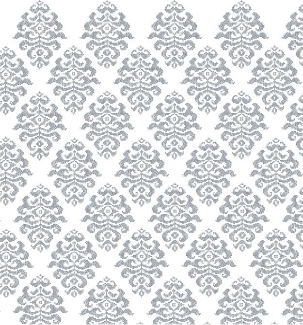 Mosaic Mural Repeated Art Pattern VG-PAR95