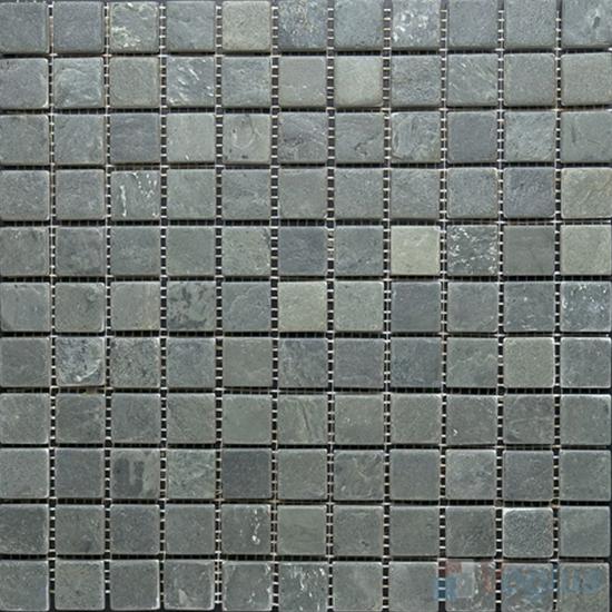 1x1 inch Green Slate Mosaic VS-SL96