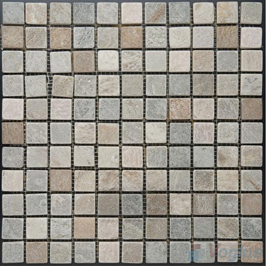 1x1 inch Quartz Mosaic VS-Q98