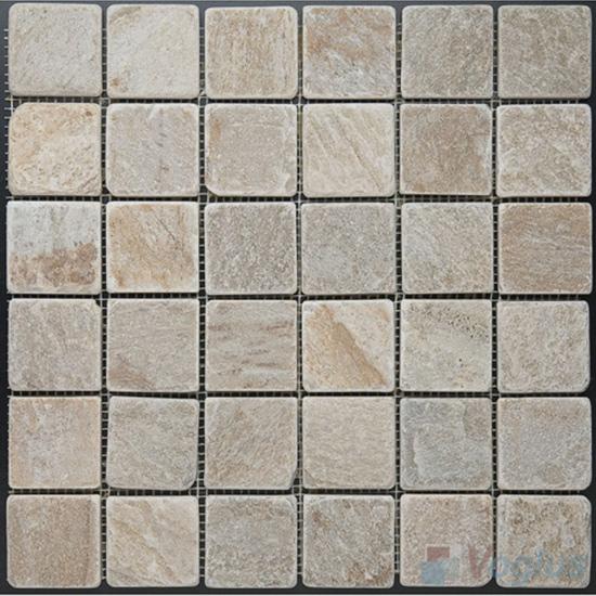 2x2 inch Quartz Mosaic VS-Q99