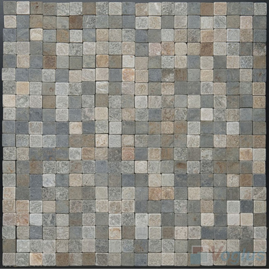 Seamless Quartz Mosaic Tile Vs Q96