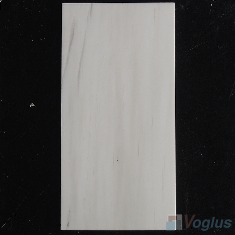 Star White 150x305mm 6x12 inch Thin Marble Tile
