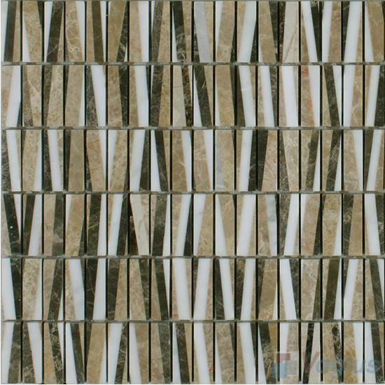 Studio Marble Mosaic Tile VS-PSD91