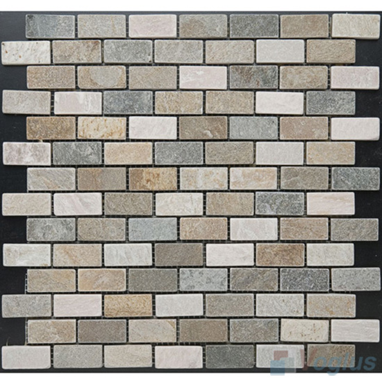 Brick subway tile