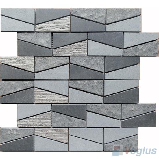 Granite Vs Basalt : Basalt mosaic voglus