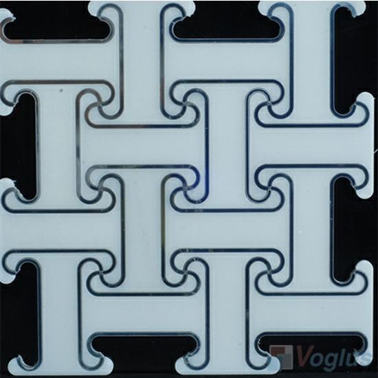 Water Jet Marble Mosaic VS-WJ99