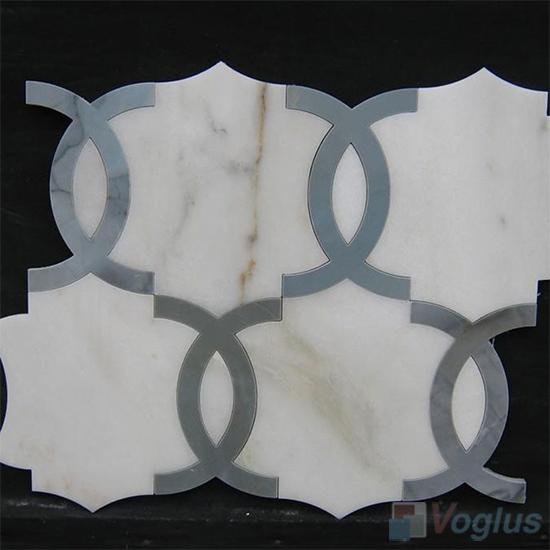 Water Jet Stone Mosaic Tile VS-WJ89