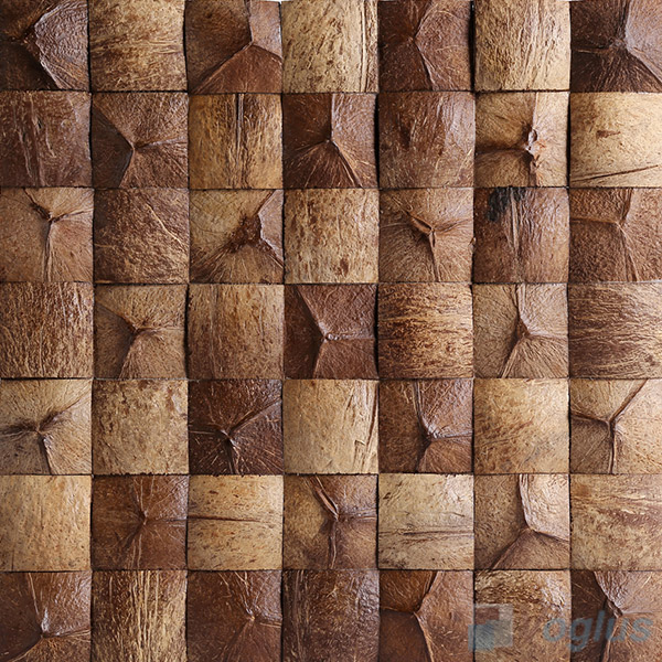 Coconut Mosaic Tiles VCC96